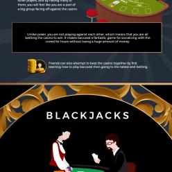 4 Game Kasino yang Dapat Anda Mainkan dengan Orang Lain