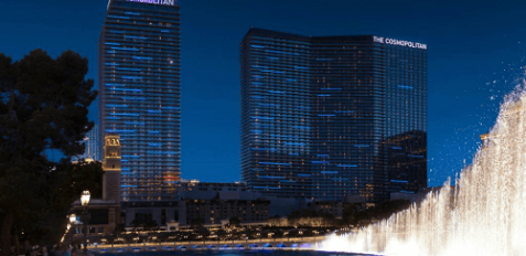 Cosmopolitan Las Vegas Given permission to run at 100%